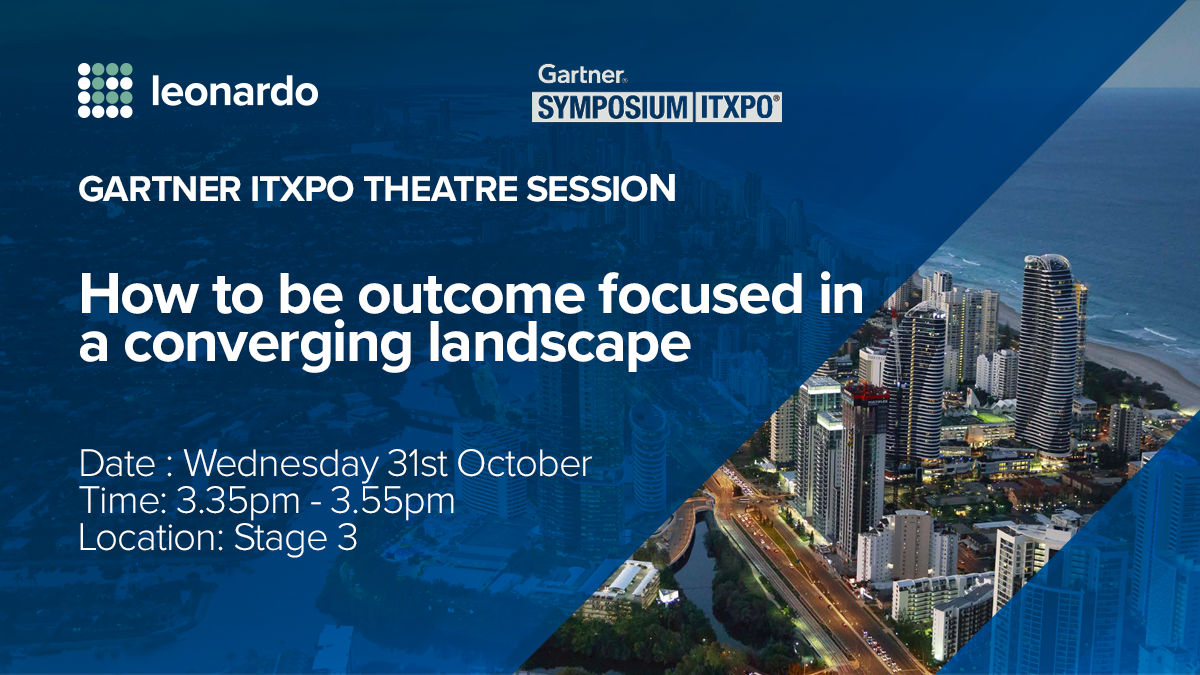 2018 - Gartner Theatre Session